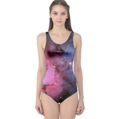 Trifid Nebula One Piece Swimsuit