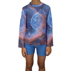 Thor s Helmet Kid s Long Sleeve Swimwear