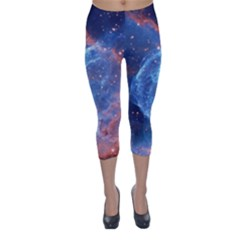 Thor s Helmet Capri Winter Leggings