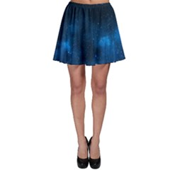 Starry Space Skater Skirts