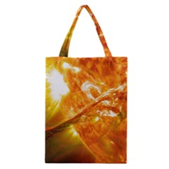 SOLAR FLARE 2 Classic Tote Bags