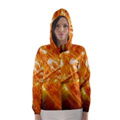 SOLAR FLARE 2 Hooded Wind Breaker (Women)