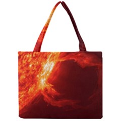 Solar Flare 1 Tiny Tote Bags