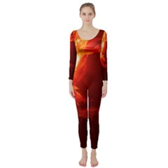 Solar Flare 1 Long Sleeve Catsuit