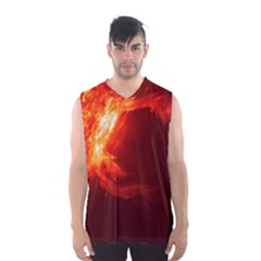 SOLAR FLARE 1 Men s Basketball Tank Top