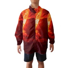 SOLAR FLARE 1 Wind Breaker (Kids)