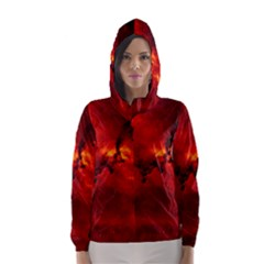 ROSETTE NEBULA 2 Hooded Wind Breaker (Women)