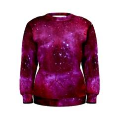 ROSETTE NEBULA 1 Women s Sweatshirts
