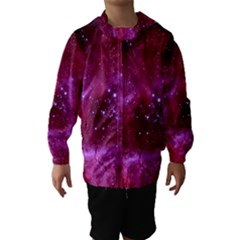 ROSETTE NEBULA 1 Hooded Wind Breaker (Kids)