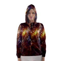 ROSETTE CLOUD Hooded Wind Breaker (Women)