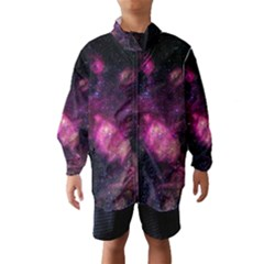 PURPLE CLOUDS Wind Breaker (Kids)