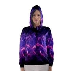 Pia17563 Hooded Wind Breaker (women)