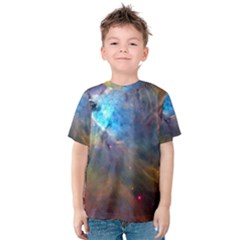 Orion Nebula Kid s Cotton Tee