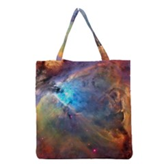 ORION NEBULA Grocery Tote Bags