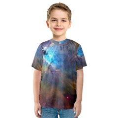 ORION NEBULA Kid s Sport Mesh Tees