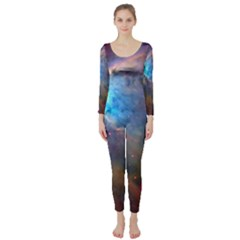 ORION NEBULA Long Sleeve Catsuit