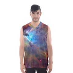 Orion Nebula Men s Basketball Tank Top