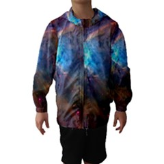 Orion Nebula Hooded Wind Breaker (kids)
