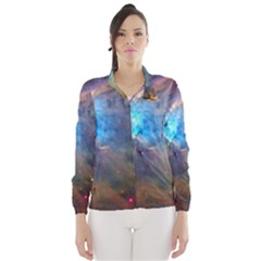 Orion Nebula Wind Breaker (women)