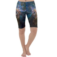 MYSTIC MOUNTAIN Cropped Leggings