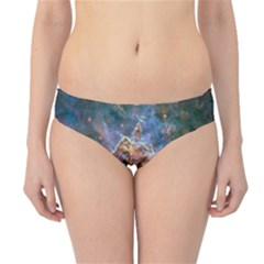 Mystic Mountain Hipster Bikini Bottoms