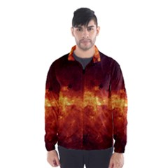MILKY WAY CLOUDS Wind Breaker (Men)
