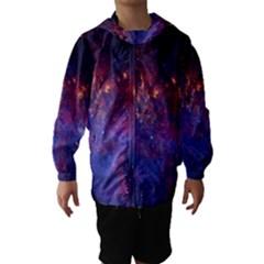 Milky Way Center Hooded Wind Breaker (kids)