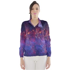 MILKY WAY CENTER Wind Breaker (Women)