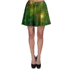 Hydrocarbons In Space Skater Skirts