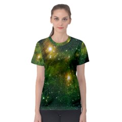 HYDROCARBONS IN SPACE Women s Sport Mesh Tees