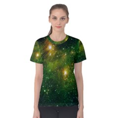 Hydrocarbons In Space Women s Cotton Tee