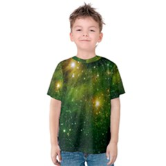 HYDROCARBONS IN SPACE Kid s Cotton Tee