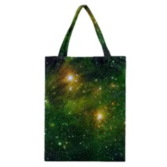 HYDROCARBONS IN SPACE Classic Tote Bags