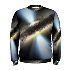 HIDDEN BLACK HOLE Men s Sweatshirts