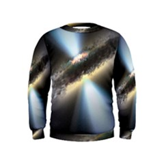 HIDDEN BLACK HOLE Boys  Sweatshirts