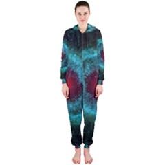 Helix Nebula Hooded Jumpsuit (ladies)