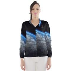EARTH ORBIT Wind Breaker (Women)