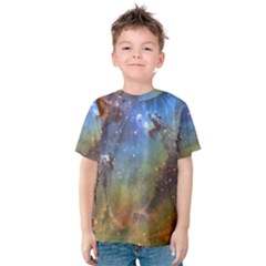 EAGLE NEBULA Kid s Cotton Tee