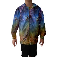 EAGLE NEBULA Hooded Wind Breaker (Kids)