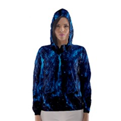 Cygnus Loop Hooded Wind Breaker (women)