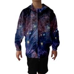 Carina Nebula Hooded Wind Breaker (kids)