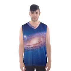Andromeda Men s Basketball Tank Top