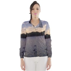 Intercoastal Seagulls 3 Wind Breaker (women)