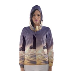 Seagull 1 Hooded Wind Breaker (Women)