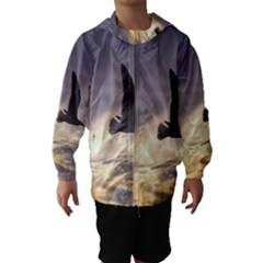 Seagull 1 Hooded Wind Breaker (Kids)