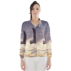 Fly Seagull Wind Breaker (Women)
