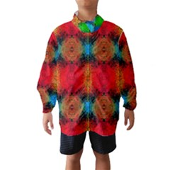 Colorful Goa   Painting Wind Breaker (kids)