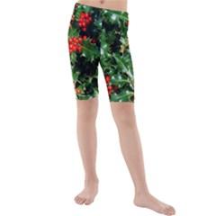 Holly 2 Kid s Mid Length Swim Shorts