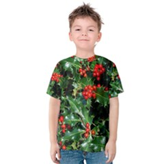 Holly 2 Kid s Cotton Tee