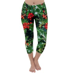 HOLLY 2 Capri Winter Leggings